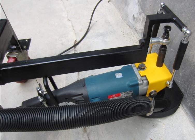 E180 Emehck Industrial Co Ltd Concrete Grinder