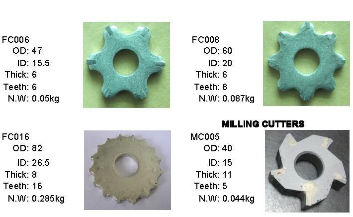 Scarifier Cutter Emehck Industrial Co Ltd Concrete